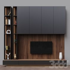 Overige – TV Zona 18 – Living Room ideas – Welcome The uniteTv Living Room Tv Unit Designs, Living Room Wall Units, Living Room Interior, Living Rooms, Tv Cabinet Design, Tv Wall Design, Armoires Murales Tv, Tv Wanddekor, Tv Wall Cabinets