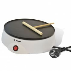 White Crepe Maker 23.5 cm Cooking Baking Accessories Chef Food Dining Kitchen    Enjoy this Budget Gift. At Luxury Home Brands WE always Find Great Stuff for you :)