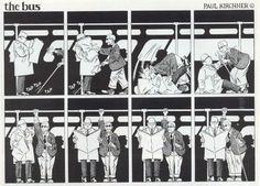 The Bus, Paul Kirchner.