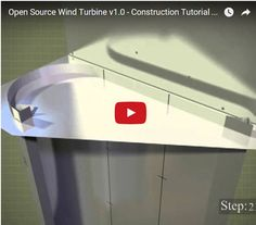 Build A $30 DIY Wind Turbine For Your Homestead | Self-Sufficiency Skills by Pioneer Settler at http://pioneersettler.com/diy-wind-turbine/