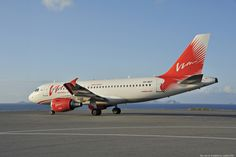 "VIM Airlines Airbus A319-100 - cn 2442 VP-BDY First Flight Mar 2005 Age 10.2 Years Test registration D-AVWT Heraklion International Airport, ""Nikos Kazantzakis"" (IATA: HER, ICAO: LGIR)"