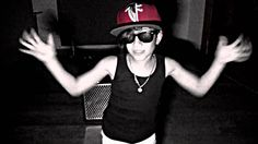 """BABY KAELY  """"HE LEFT ME!"""" 8 YEAR OLD AMAZING RAPPER!!"""