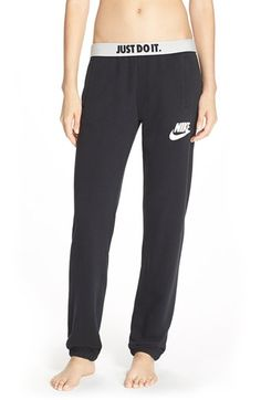 Nike 'Rally' Loose Sweatpants available at #Nordstrom