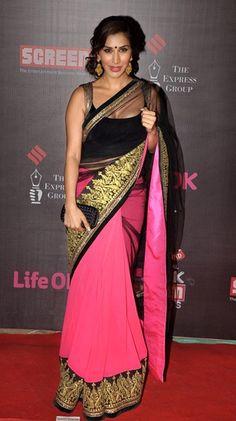 Sophie Choudry in Manish Malhotra