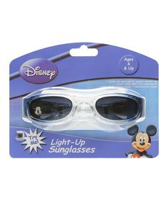 Look what I found on #zulily! Mickey Mouse Light-Up Sunglasses #zulilyfinds