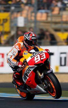 Marquez Honda Hrc