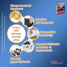 5 tipp a NAV büntetés elkerüléséhez