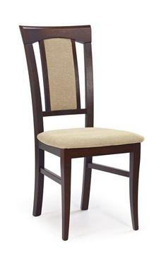 Scaun din lemn de fag Konrad nuc Dining Chairs, Orzo, Interior Design, Furniture, Home Decor, Nest Design, Decoration Home, Home Interior Design, Room Decor
