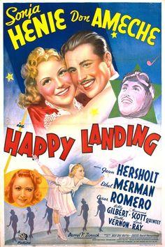 Happy Landing. 1938