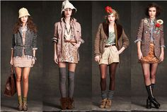 Lovely Fall Looks, yummy, warm, skirts