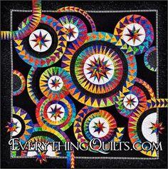 Enchanting Stars Quilt Pattern