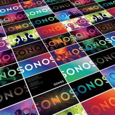 New Sonos identity makes audio visual | Branding | Creative Bloq
