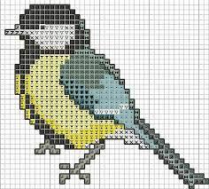 perler bird - Google Search