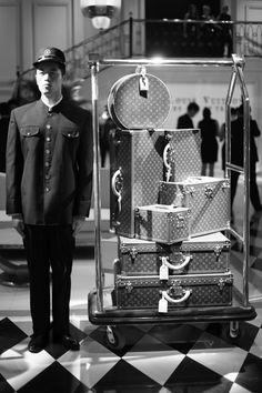 Soirée Louis Vuitton Paris-Shanghai Express