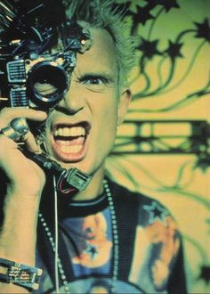 billy idol ... Cyber Punk