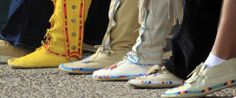 ALBUQUERQUE, N.M. (AP) — Elementary school students in western New Mexico are wearing their moccasins.