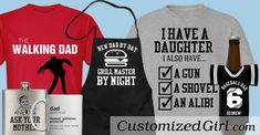 Personalized Father's Day Gifts For Dad #fathersday
