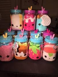 Num Noms Surprise In A Jar. Series 4 , Lot Of 2, You Pick Birthday Barbie Skipper, Barbie Dolls, Num Noms Toys, Barbie Party, Kawaii, Lol Dolls, Series 4, Diy Party, Plushies