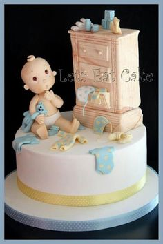 All about a boy cake....   http://www.facebook.com/pages/Lets-Eat-Cake/215286061816033