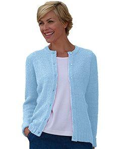 National Boucle Cardigan Sweater, Plus