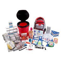 Bucket Kit (10 Person) $199.99