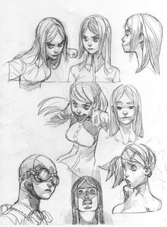 Female character design, character drawing, character sketches, character d Character Design Cartoon, Character Sketches, Character Design References, Character Drawing, Character Illustration, Character Concept, Concept Art, Animation Character, Character Sheet