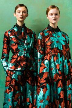 Delpozo | Pre-Fall 2016 Collection | Vogue Runway