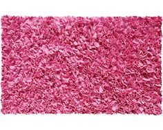 Shaggy Raggy Rug Ships Free 4 inch round $178