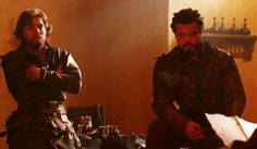 """"""" PopeJessica: #Musketeers 2 It says here series II is coming very soon…… PopeJessica: #Musketeers 2 God, about time too…… """""""