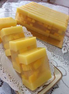 枫林温馨花园 Maple Grace Garden : ~ Manggo Yoghurt JellyCake ❤ 芒果乳酸燕菜蛋糕 ~
