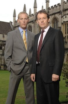 Inspector Lewis starring Kevin Whately and Laurence Fox