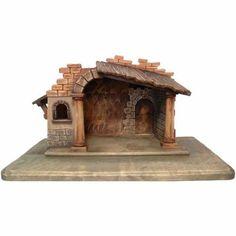 Medieval Houses, Cribs, Oriental, Bird, Outdoor Decor, Nativity Sets, Holiday, Christmas, Home Decor