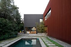 V House by Mathias Klotz -  Las Condes, Santiago Metropolitan Region, Chile