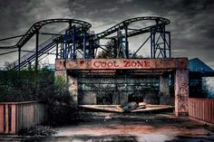 #SixFlags Jazzland. Nueva Orleans, #EEUU. 24 most amazing abandoned places of the world