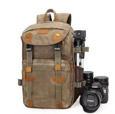 large camera bags Nikon Camera Bag, Camera Bag Backpack, Rucksack Bag, Camera Bags, Travel Backpack, Canon Cameras, Camera Nikon, Canon Lens, Camera Gear