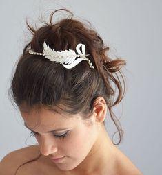 Rhinestone Headband, Rhinestone Wedding, Headpiece Wedding, Wedding Hair, Tiara Hairstyles, Unique Gifts For Women, Wedding Dress Accessories, Halo, Bridal Crown