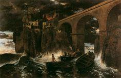 Dark Classics: Arnold Böcklin