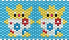 Togepi Kandi Pattern
