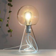 Lichtdesign mit optischer Klarheit