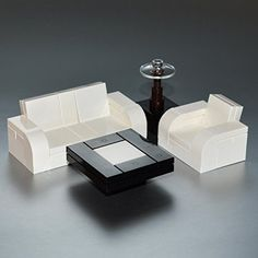 LEGO Furniture: Seating Set (White) w/ Couch, Chair & Tables & Lamp Interior Bricks http://www.amazon.com/dp/B00B52CMMG/ref=cm_sw_r_pi_dp_.Gp0ub12KQFKM