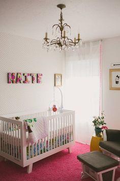 Maite's Eclectic & Colorful Nursery — Nursery Tour