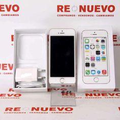 #iPHONE #5s #Libre 16gb E268772 de segunda mano | Tienda de Segunda Mano en Barcelona Re-Nuevo #segundamano