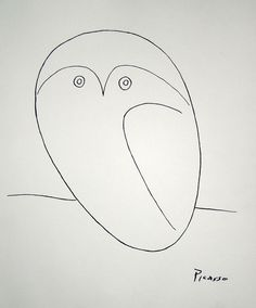 Another Picasso Owl