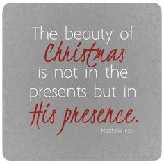 Ahhh...Christmas