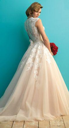 Allure Bridal Fall 2015 - Belle The Magazine