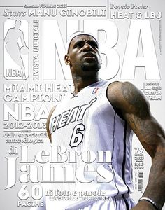 Rivista Ufficiale NBA (Italy)  Check out more NBA Action at:  http://hoopsternation.com