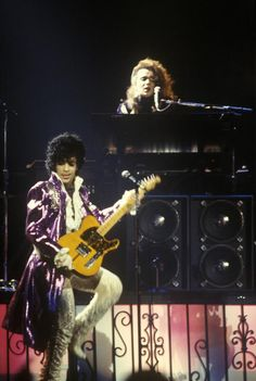Remembering the iconic 1984 Prince ''Purple Rain' tour, which featured surprise performances by Madonna and Bruce Springsteen.