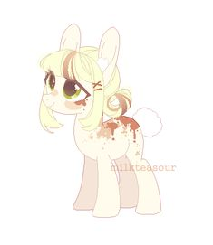 [mlp points auction] Closed by Milkteasour Arte My Little Pony, My Little Pony Drawing, Cute Animal Drawings Kawaii, Cute Drawings, Cartoon As Anime, My Little Pony Characters, Mlp Fan Art, Little Poney, Imagenes My Little Pony