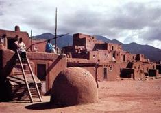 Hopi Native American Pottery