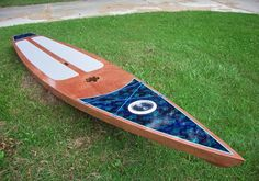 Kaholo Wood Touring Stand-Up Paddleboard